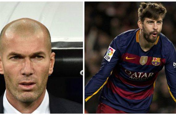 """""""Se lo toman a risa"""". Piqué, Messi y Suárez claman contra Zidane"""