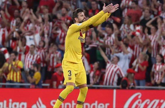 La bronca de Piqué con una estrella del Barça que incendia el vestuario