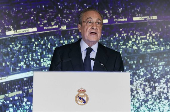 Florentino Pérez tiene la bomba final: fichaje atado en las próximas horas