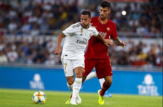 ¡El escandaloso video de Hazard que arrasa el Barça y el Real Madrid!