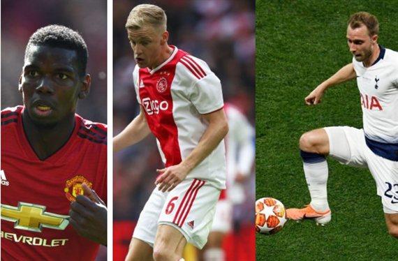 Ni Pogba ni Eriksen ni Van de Beek: el tapado del Real Madrid para el medio