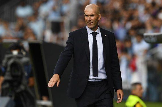 ¡Suelta pestes de Zidane! Y es del Real Madrid