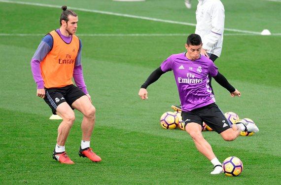 Oferta sorpresa por James Rodríguez y Bale (y es de un club 'top)