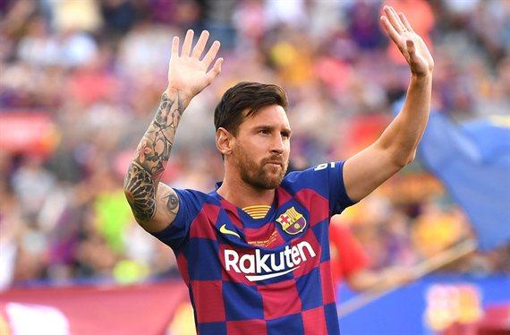¡Pelea con Messi en el vestuario del Barça! Lío total