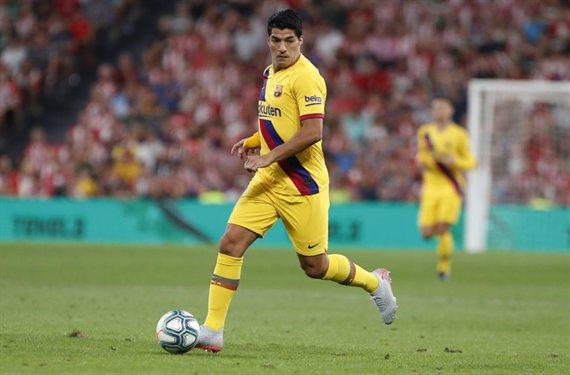 ¡Luis Suárez recibe una oferta millonaria de un enemigo de Messi!