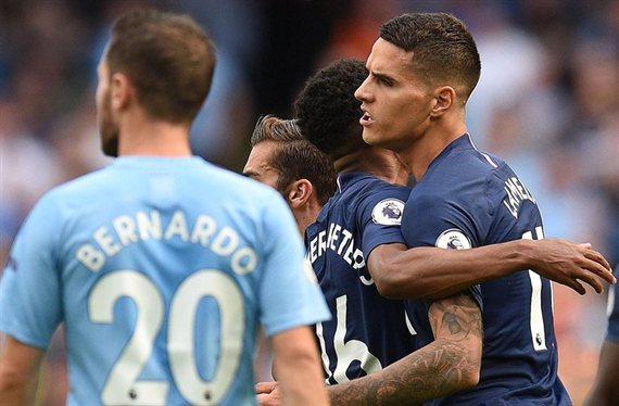 Golpe de mercado: sorpresa por un crack del Tottenham rumbo Italia
