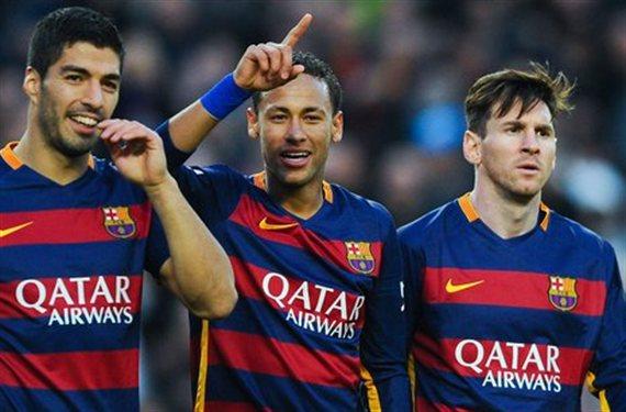 Luis Suárez convenció a Messi para forzar su salida.Valverde no les perdona