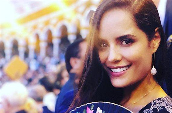 El bikini de Ana Lucía Domínguez que altera las mareas, ¡vaya locura!