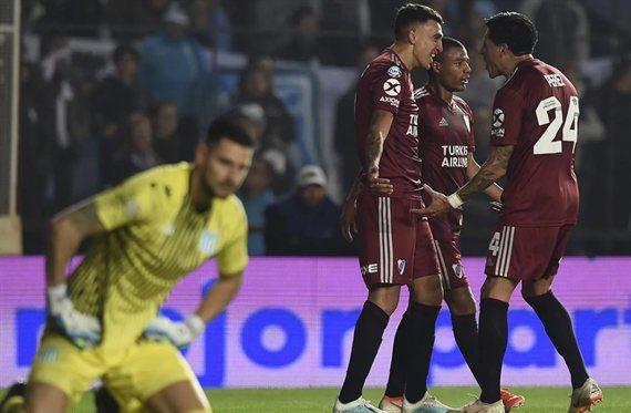 Tabla de posiciones y goleadores luego de la tercera fecha de la Superliga