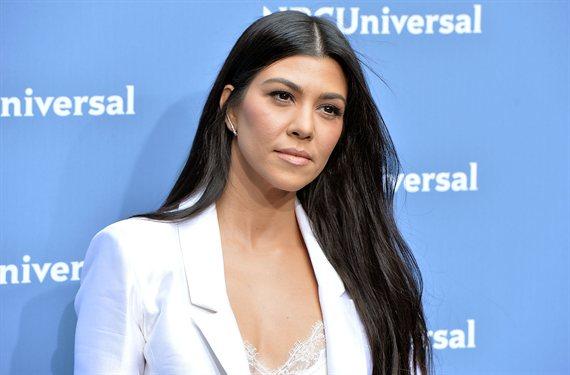 Kourtney Kardashian en la bañera: la foto que paraliza Instagram