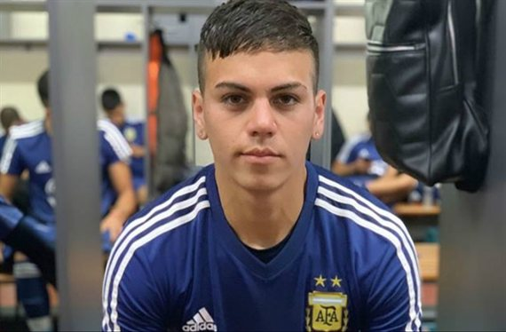 Enzo Barrenechea, de Newell's a Juventus y con escala en el Sion de Suiza