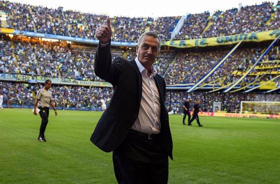 La formación de Boca para visitar a Liga de Quito