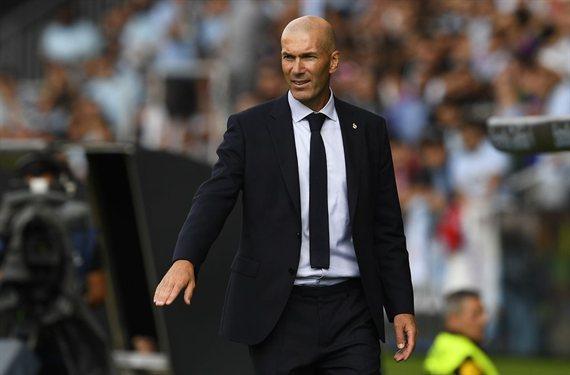Desafía a Zidane: 'De aquí no me muevo' (el crack que se planta)