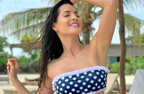 """""""¡Mira lo que hace Carmen Villalobos en este vídeo!"""" (y es lo nunca visto)"""