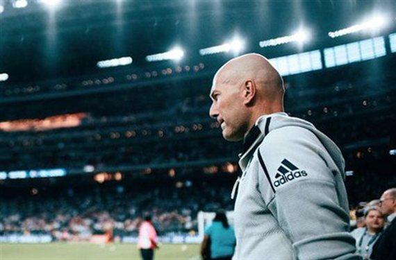 ¡Tiene nuevo equipo! Zidane dijo que era mejor que Messi y Cristiano