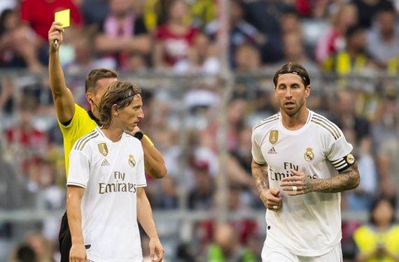 ¡Traición! a Zidane: Deja tirado a Sergio Ramos y al Real Madrid