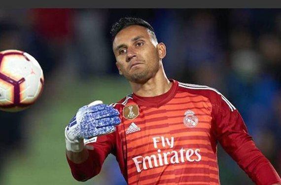 ¡Pura vida! Keylor Navas le forma un lío al Real Madrid