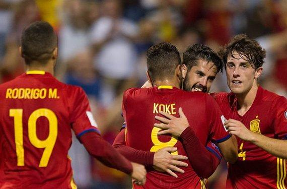 El Atlético pasa de Rodrigo y fichará antes a otro internacional español