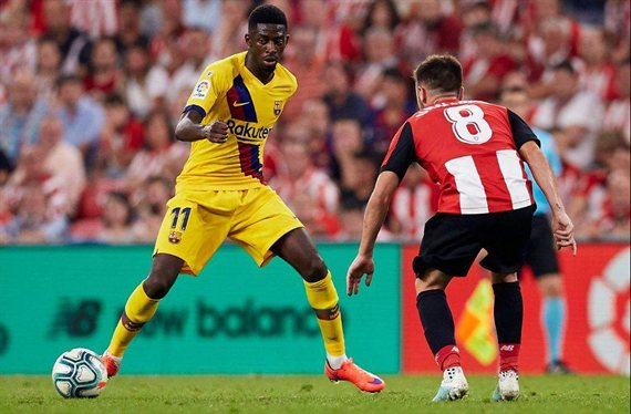 La bomba de Dembélé que sacude el Barça (y en el vestuario alucinan)
