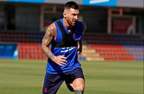 Messi corta tres cabezas: 'Que se vayan antes del fin de semana'