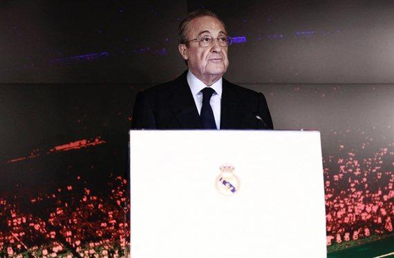 90 millones: Florentino Pérez tiene nueva estrella para el Real Madrid