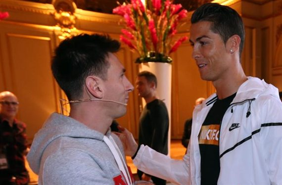 Pudo jugar con Messi: ¡Cristiano rechaza al Barça!
