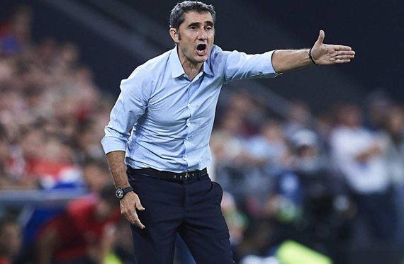 Ernesto Valverde tiene una pelea muy fea en el Barça (atención al lío)