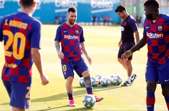 Messi se carga a Florentino Pérez: el as en la manga (y es bestial)