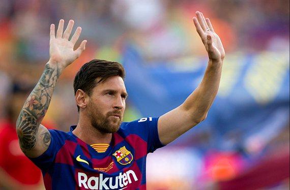 ¡Si le vendes, el que se va soy yo! Leo Messi corta de raíz una salida