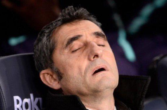Valverde en contra de la directiva.Puede ser el enfado definitivo