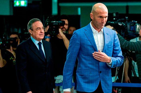 Zidane no lo quiere (y Florentino Pérez lo tiene cerrado): lío en el Madrid