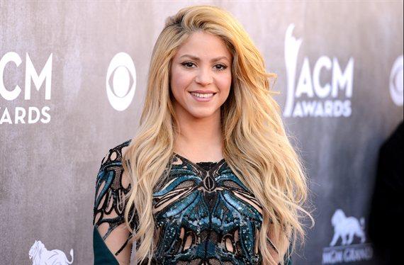 ¡Shakira lo enseña! El descuido más bestia: ¡Se le ve todo!