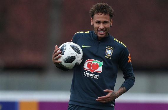 El fichaje que pide Neymar para ir al Real Madrid (y cuesta 40 kilos)