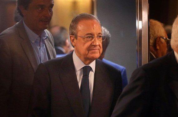 Última hora de Florentino Pérez. Un fichaje bomba en el Madrid-Valladolid