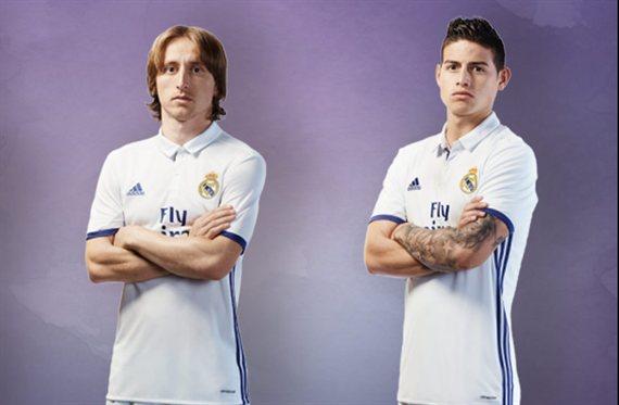 Modric echa la basura de Zidane (y James Rodríguez está implicado)
