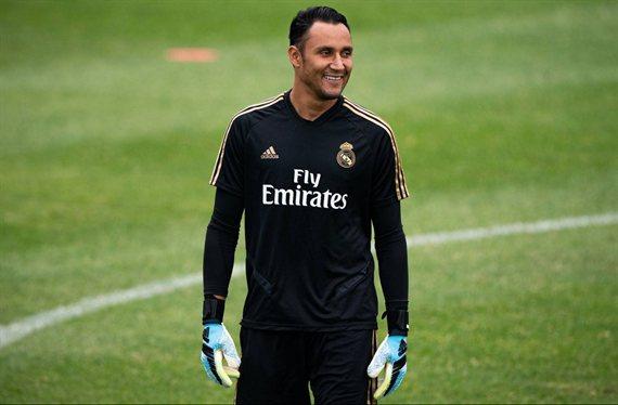 La oferta a Keylor Navas que lo saca del Real Madrid (y es de Champions)