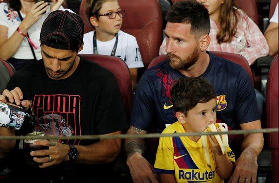 El plan B de Messi a Neymar que activa en el Barça-Betis