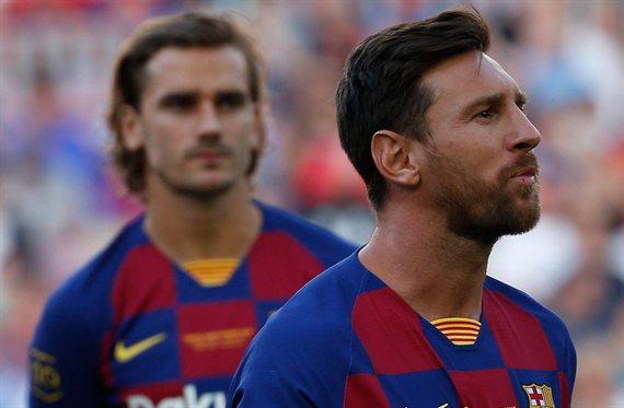 Sí a Messi. No a Florentino y está preparado para triunfar en el Barça