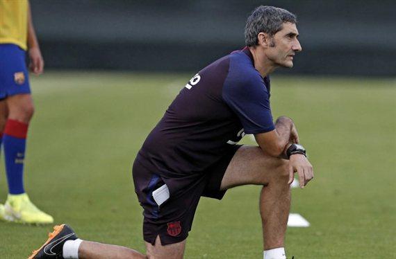 ¡Estalla contra Ernesto Valverde!: la pelea que Messi calla