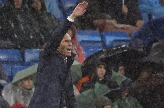 Demasiado tarde. Zidane ya se arrepiente por no darle antes la oportunidad