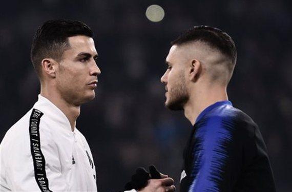 Mauro Icardi le dice no a Cristano y estará dos años sin jugar en el Inter