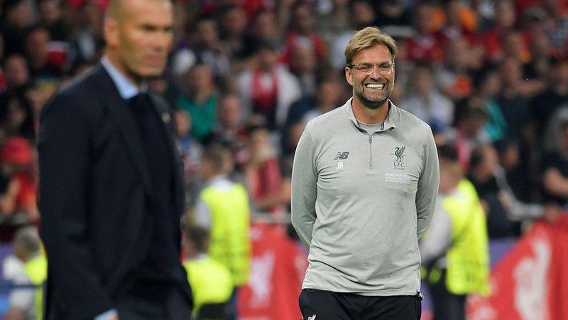 ¡Era el elegido!Otro palo para Florentino:Klopp dice que no al Real Madrid