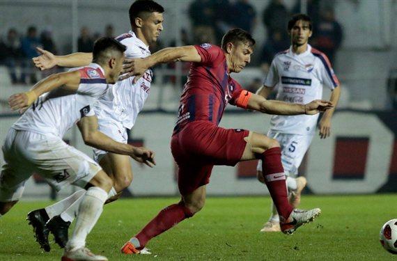 El equipo alternativo de Cerro Porteño empató antes de recibir a River