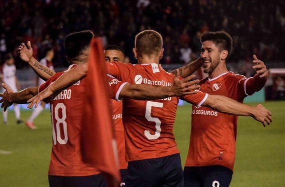 Independiente y Patronato se miden en los 16avos de la Copa Argentina