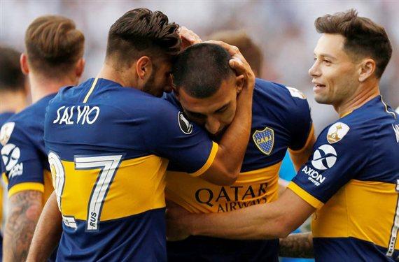 Boca se mide con Liga de Quito buscando sellar el pasaje a la semifinal