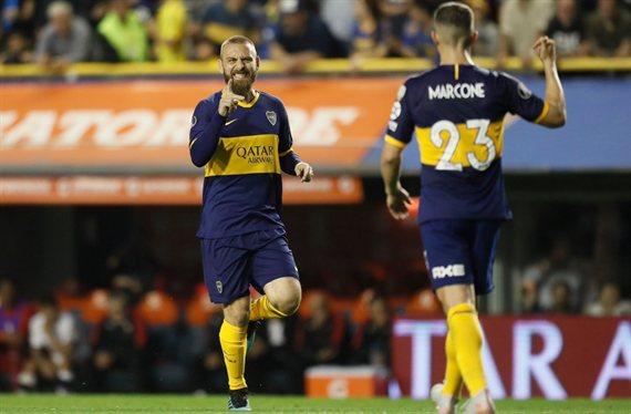 Con lesiones, Boca pasó a la semifinal y espera por River o Cerro Porteño