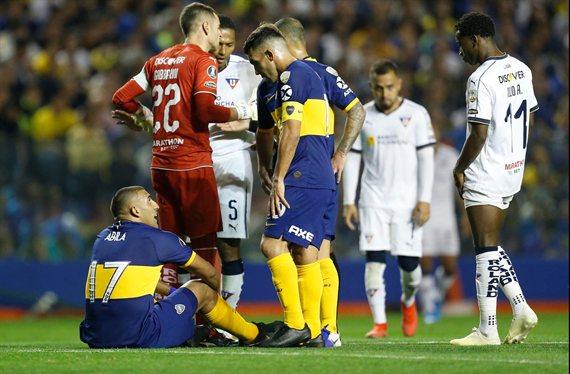 No juegan el Superclásico: Boca confirmó las lesiones de Ábila y Salvio