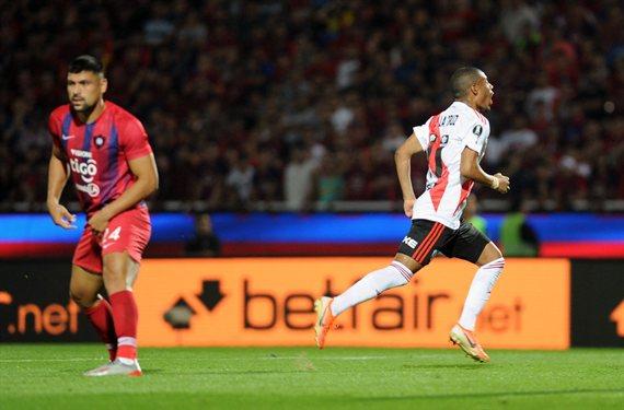 River eliminó a Cerro Porteño y habrá un nuevo Superclásico en la semifinal