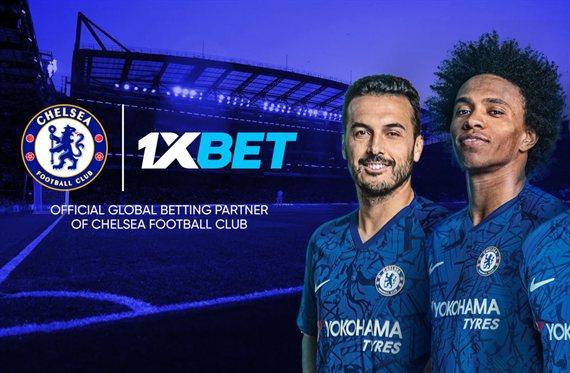 El Chelsea FC se une a 1xBet