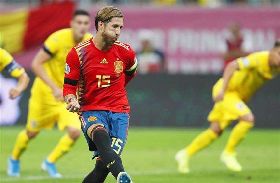 Quiere ir al Real Madrid: 'chivatazo' a Sergio Ramos en el Rumanía-España